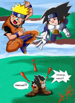Vidéos, images drôles ^^ (naruto bien sur ) - Page 13 Naruto10