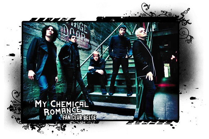 My Chemical Romance Belgium