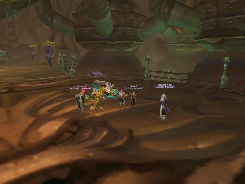 Plonger dans l'ambiance d'un guilde... - Portail Wowscr23