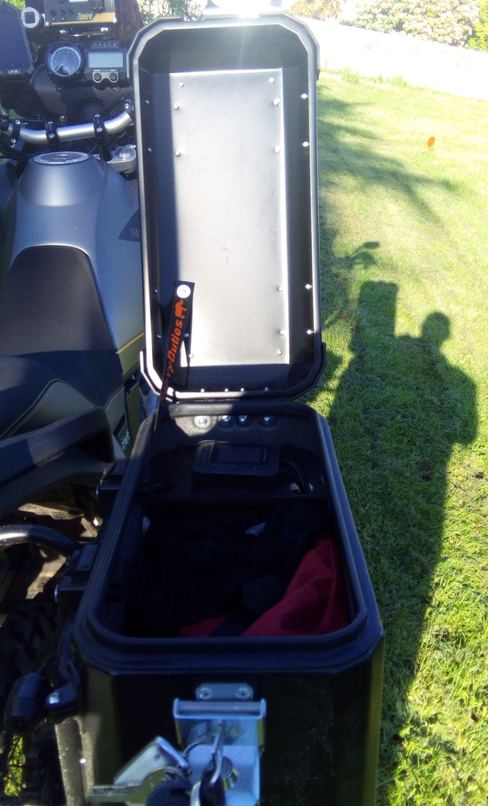 contenance valise heavy duties C10