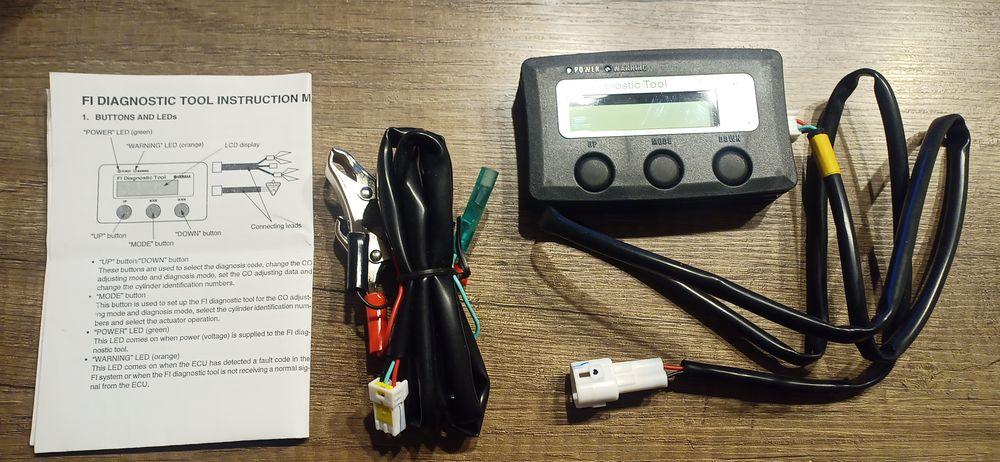 vends FI Diagnostic Tool Fi10