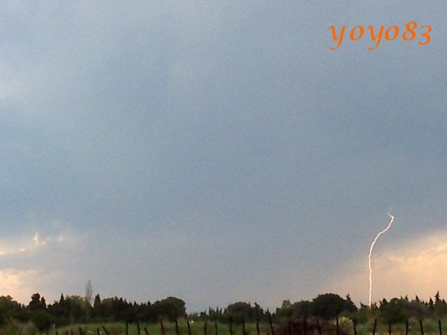 2008, saison orageuse exceptionelle 100e1211