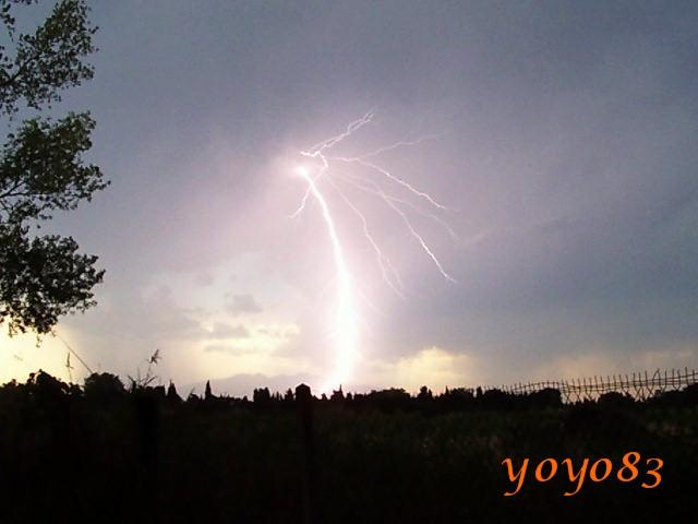 2008, saison orageuse exceptionelle 100e1213