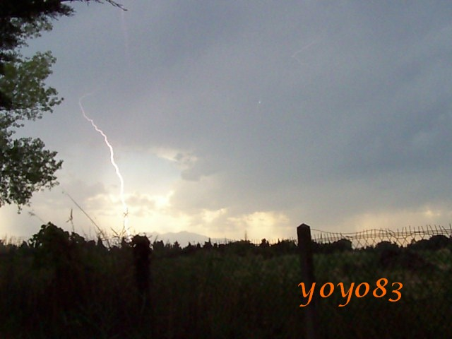 2008, saison orageuse exceptionelle 100e1214