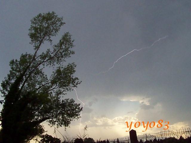 2008, saison orageuse exceptionelle 100e1215