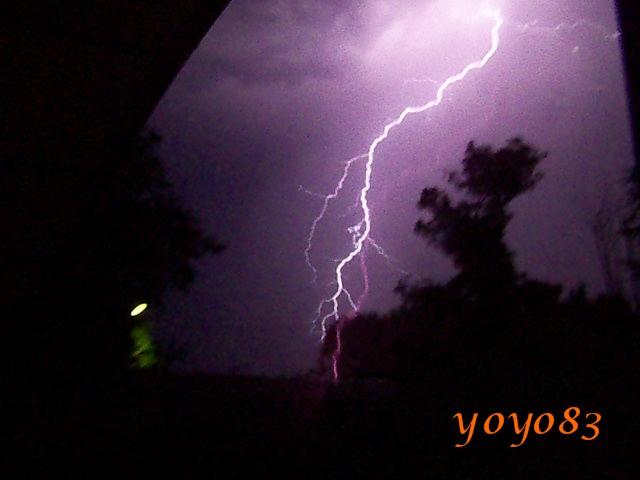 2008, saison orageuse exceptionelle 100e1218