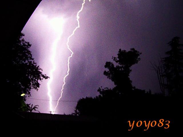 2008, saison orageuse exceptionelle 100e1220