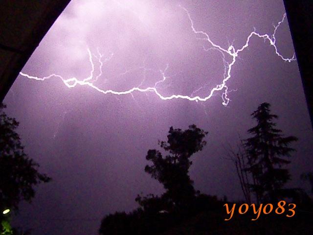 2008, saison orageuse exceptionelle 100e1222