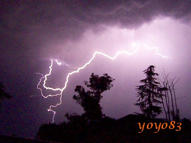 2008, saison orageuse exceptionelle Extran10