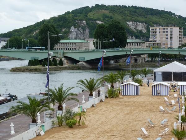 Rouen plage Rouenp10