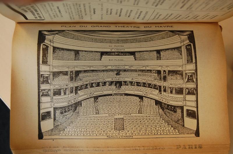 Cinémas et Théâtres de Jean LEGOY Theatr10