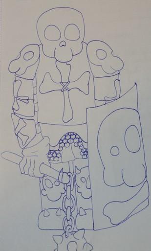 dessin d'Aryko Messan10