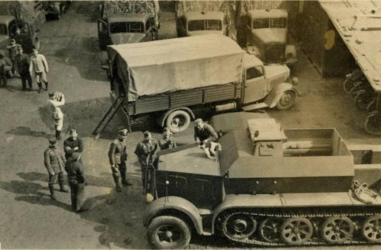 sdkfz - sdkfz 7 armoured 28057810