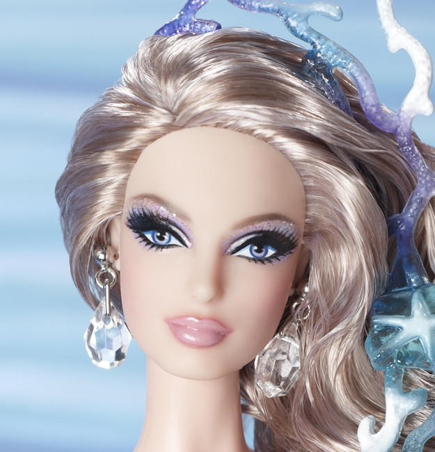 The Mermaid Barbie® Doll W3427_10
