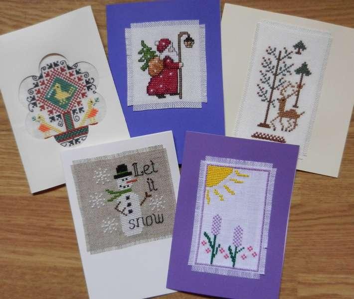 Marché de Noël du 11 décembre 2011 - Page 5 Cartes12
