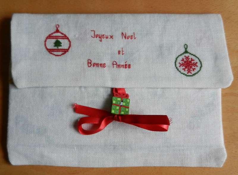 Ech. Enveloppes Noël **PHOTOS** - Page 3 Dejack11