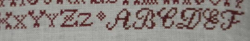 SAL Génération de brodeuses d'AMAP - ***Début le 20 février 2010 !*** - Page 2 Etape413