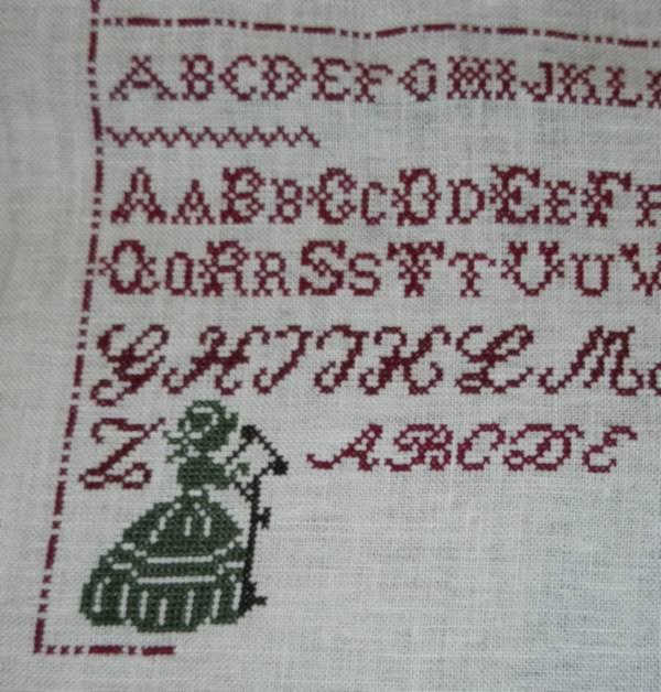 SAL Génération de brodeuses d'AMAP - ***Début le 20 février 2010 !*** Etape418