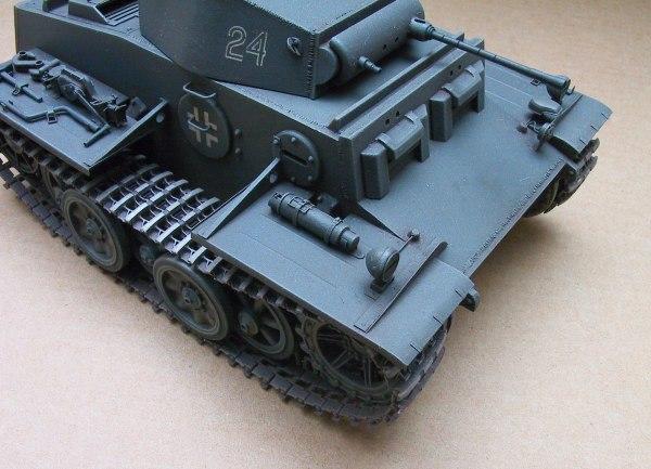 panzer II ausf J 0410