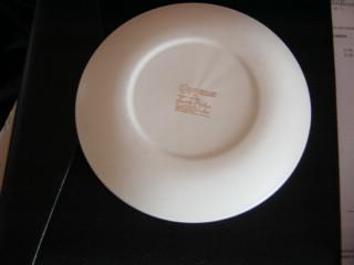 Crown Lynn plates - Dorothy Thorpe Parbju10