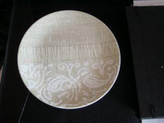 Crown Lynn plates - Dorothy Thorpe Parbju11