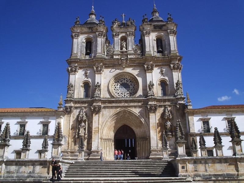 Mosteiro de Alcobaça P1300110
