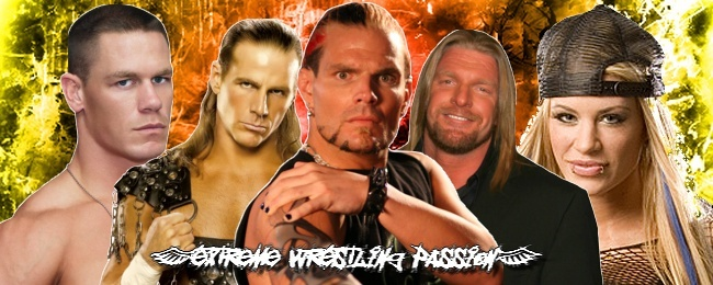 Extreme Wrestling Passion