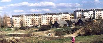 Эстонский Палдиски - город брошенных русских 7-111