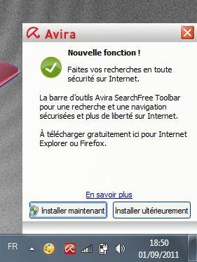 [Résolu] Antivir me propose sa nouvelle toolbar !! Antivi10