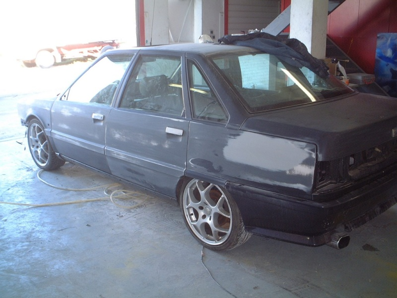une de mes r21 2l turbo .... R21_tu11