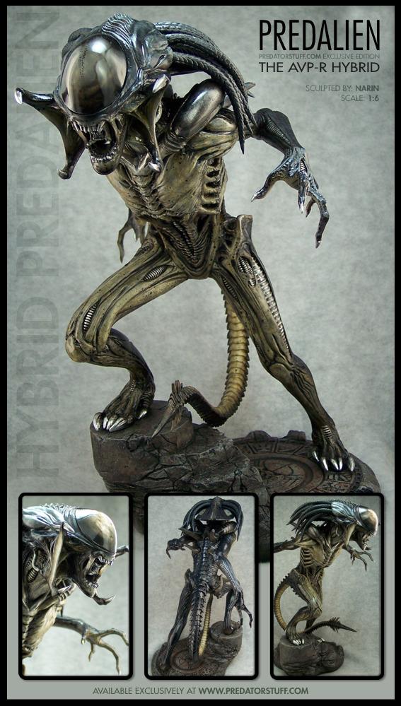 Alien + Predator Hybrid10
