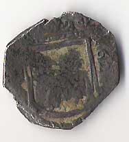 8 Maravedis de Felipe IV (Burgos, ¿1622 d.C?) 211