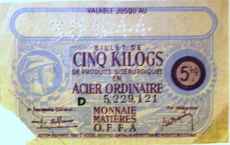 Cartes, tickets et bons rationnement - Guerre 39-45 Bon_ac10