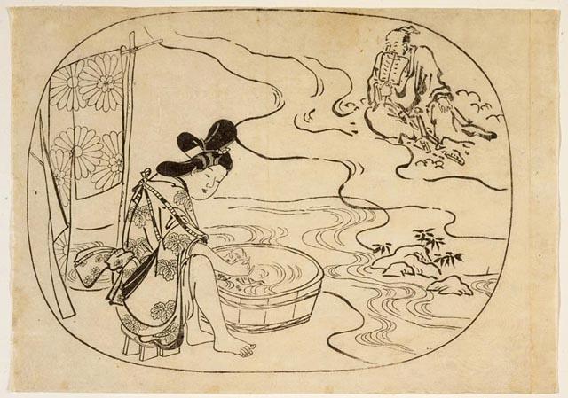 Японская гравюра 01moro14