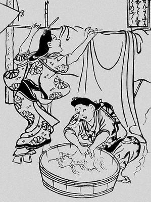 Японская гравюра 20752311