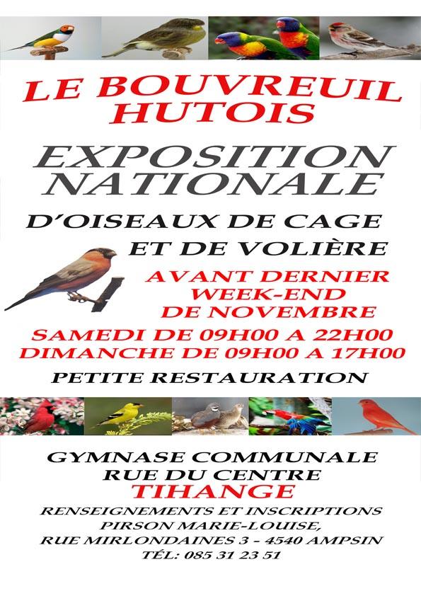 expo et bourse du bouvreuil Hutois  Bh10