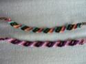 Stephanie : Ca y est voila les photos de mes bracelets P1030114