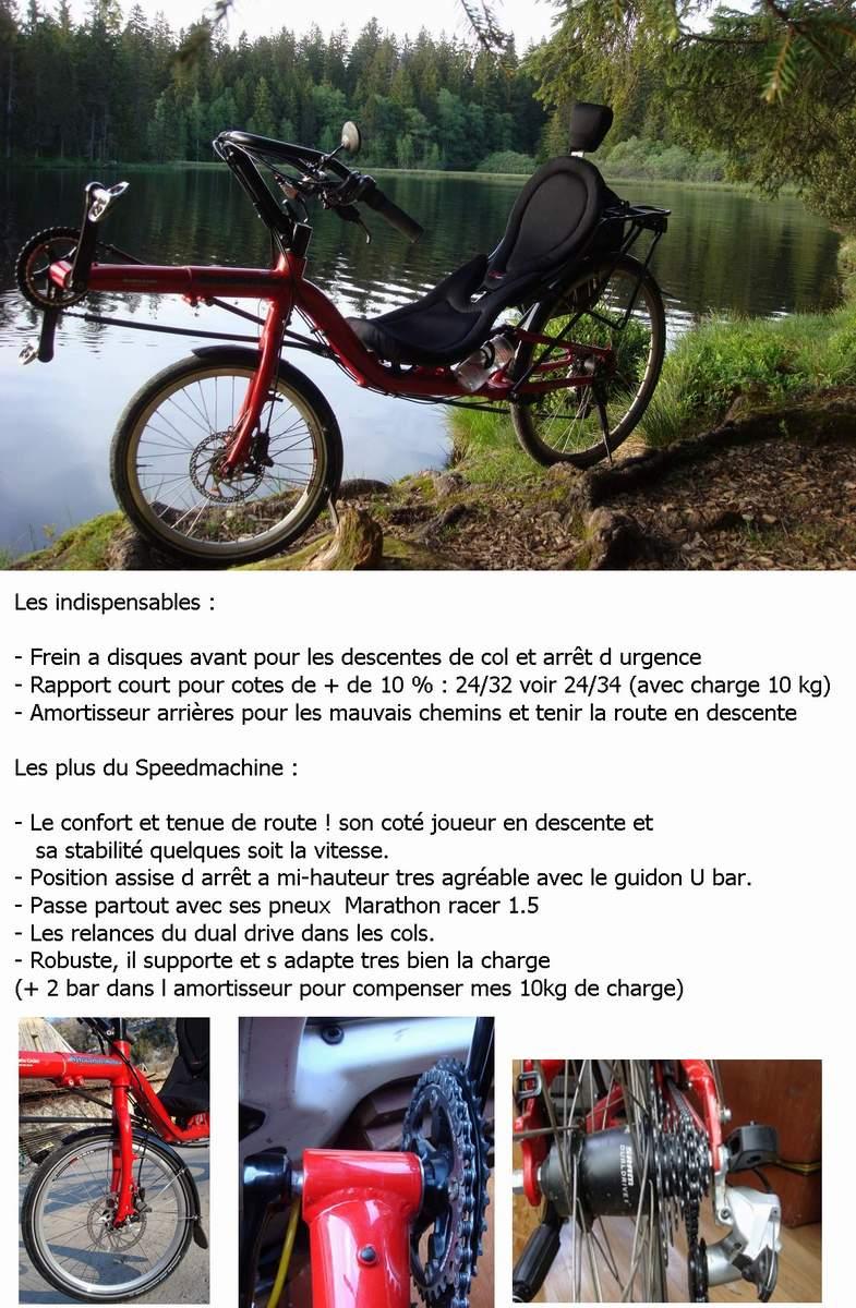 suisse - Suisse a vélo HP Speedmachine 680 km Speedm11