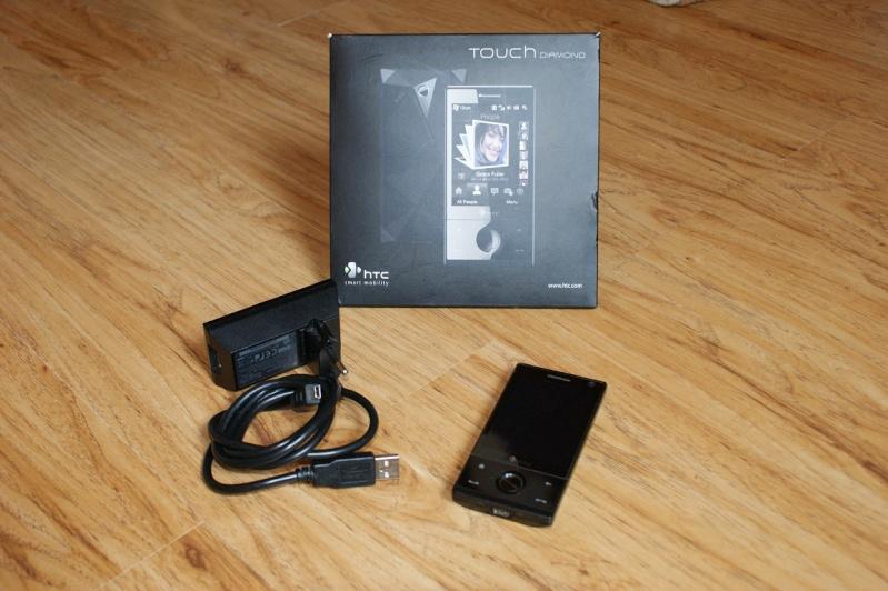 Vends HTC Touch Diamond P3700 Dsc00818