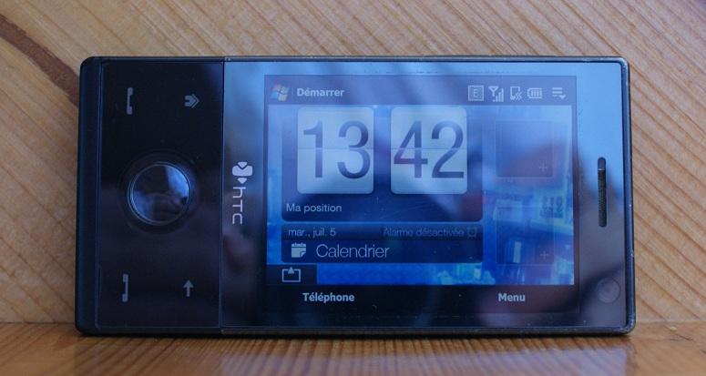 Vends HTC Touch Diamond P3700 Dsc00821