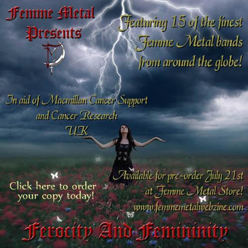 Ferocity and Femininity Fandfp10