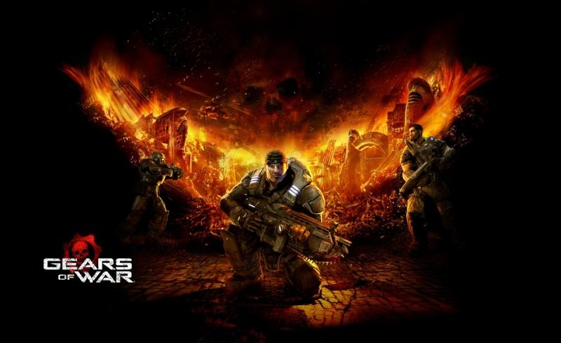 Pc - Gears Of War Gears-12