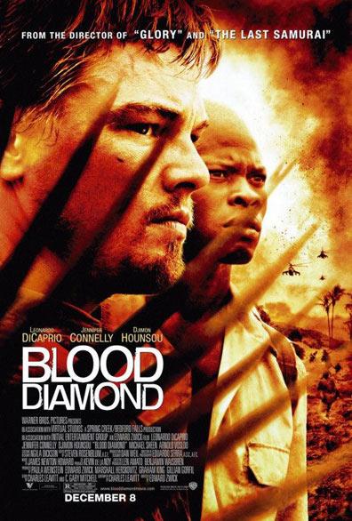 Blood Diamond Poster10