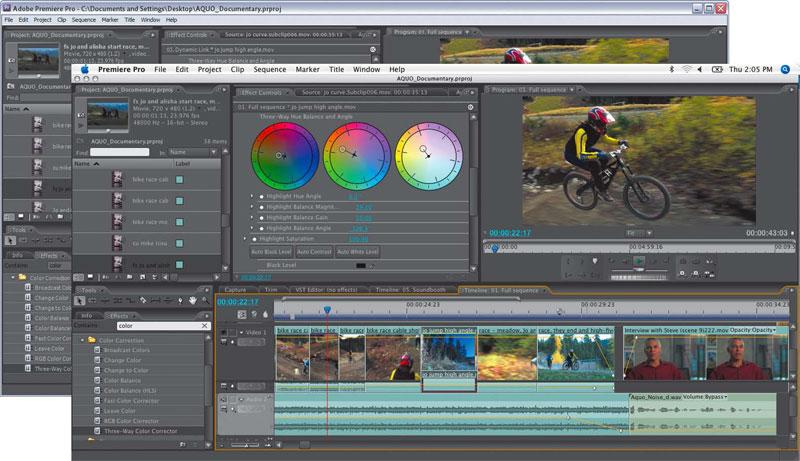 Adobe Premiere Pro CS3 Pr-mac10