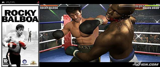 Rocky Balboa Rockey10