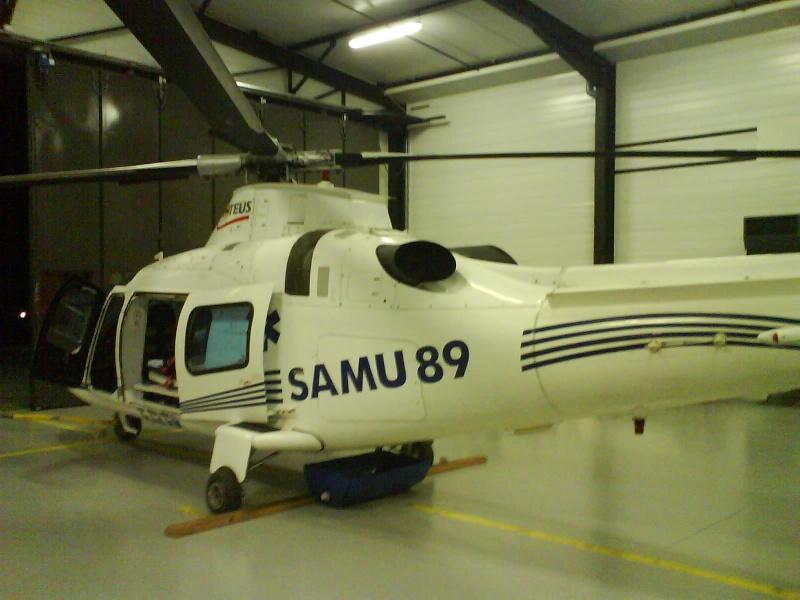 Hélicos SAMU Agusta10