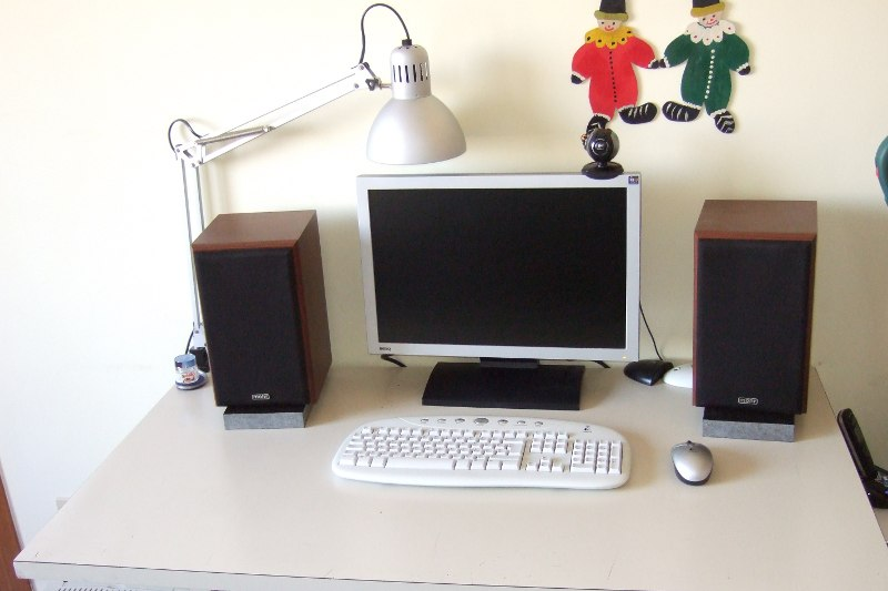 [Prova di ascolto]Mini diffusori Mohr KL20 Dscf1418