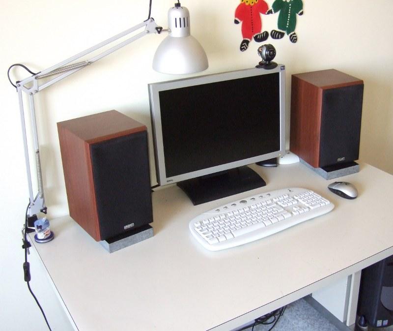 [Prova di ascolto]Mini diffusori Mohr KL20 Dscf1419