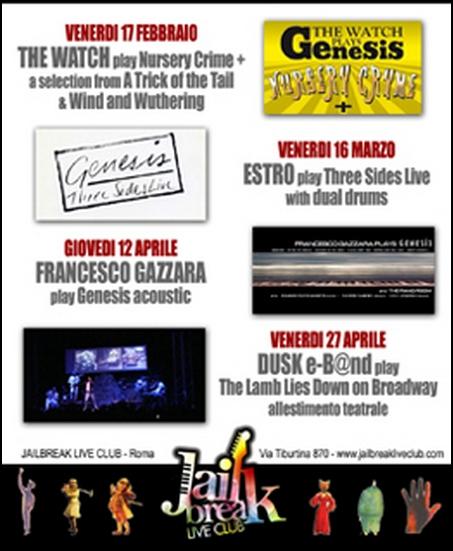 Progressivamente Rock Festival 2012 - Roma Scherm15