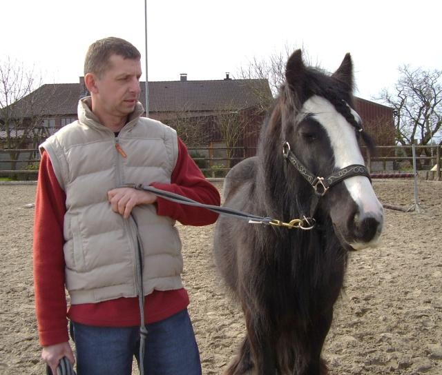 Une photo de vous et votre cheval - Page 2 Jean_e11
